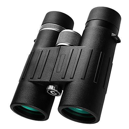 CQS Binoculares de alta definición grande del ocular 8x42 la noche bajo la luz de la visión al aire libre llena de nitrógeno a prueba de agua ya prueba de humedad for adultos Telescopio viaje 125 * 50