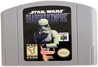 Star Wars Shadows of the Empire Game Card for Nintendo 64 N64 US Version
