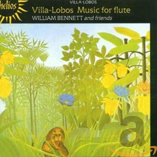 Heitor Villa-Lobos : Musique pour Flûte