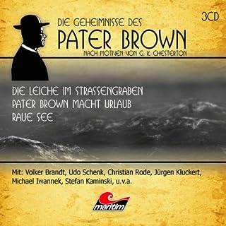 Die Geheimnisse des Pater Brown. Box 2 Titelbild