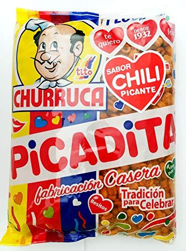 Churruca Picadita Chili Picante Cóctel de frutos secos 1 Kg