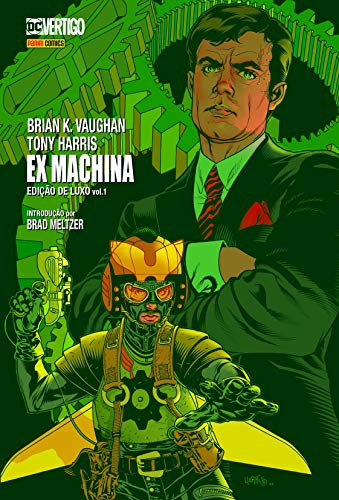 Ex Machina: Ed. De Luxo Vol. 1
