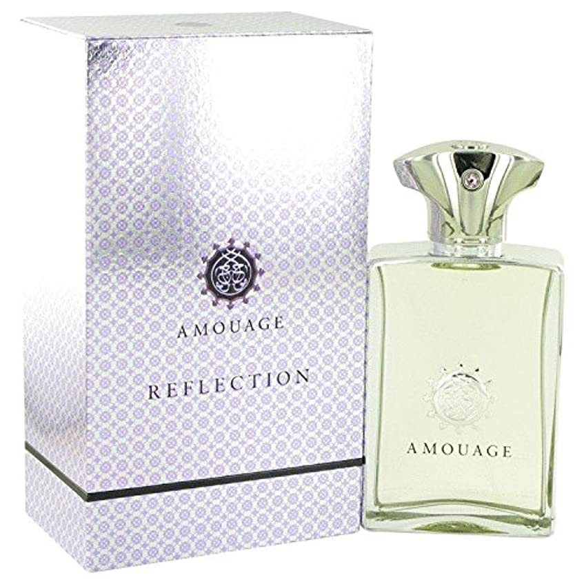 一握り以降一般的なAmouage Reflection by Amouage Eau De Pafum Spray 100 ml [並行輸入品]