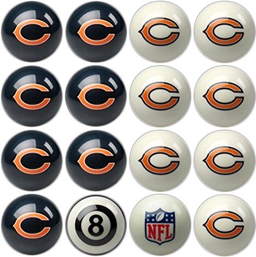 Chicago Bears Billiard Ball - 3
