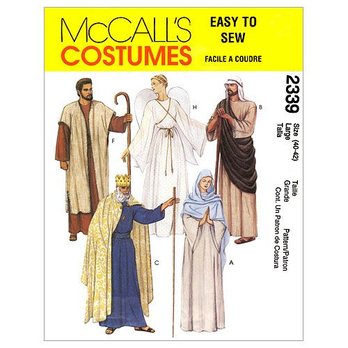 Make An Angel Costume » Christmas Nativity Costumes