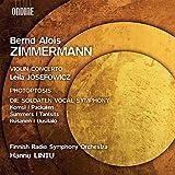 Violin Concerto/Photoptosis - eila Josefowicz