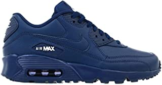sports shoes 050e3 0369e Nike 833412-412  Boy s Air Max 90 Midnight Navy White (GS)