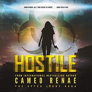 Hostile audiobook cover art