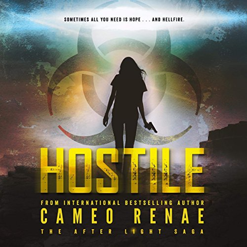 Hostile audiobook cover art