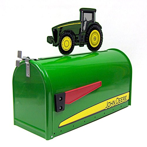 JOHN DEERE Model 8000 Rural Mailbox