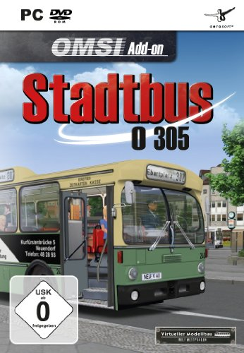 OMSI: Stadtbus O305 (Add-On)