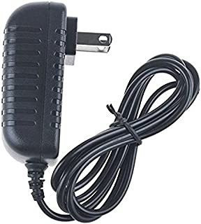 Accessory USA AC Adapter fit for ICOM BC-147A IC-V82 IC-U82 BC-146 IC-A22 IC-M1 IC-M2A IC-M3A IC-M32 IC-M36 IC-M88 CP17L Replacement Switching Power Supply Cord Charger Wall Plug Spare