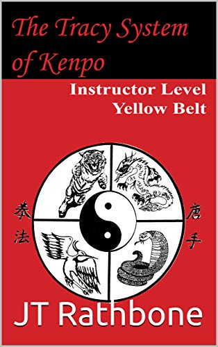 American System of Kenpo Instructor Level Yellow Belt