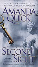 Second Sight (The Arcane Society, Book 1)