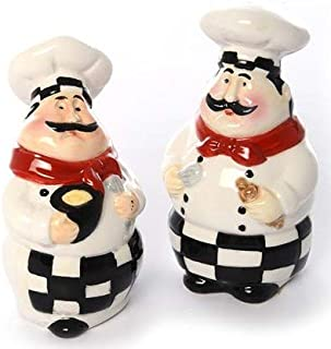 Best fat italian chef salt and pepper shakers Reviews