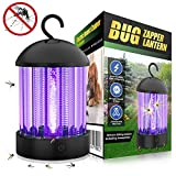 OKK Portable Electronic Indoor Insect Killer, Powerful Bug Zapper with 10 Hours Working