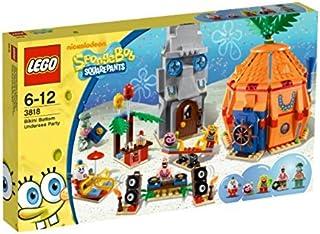 LEGO Bob Esponja 3818 - Fiesta Submarina en Fondo de Bikini
