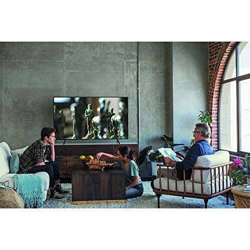 Samsung UN75RU7100FXZA Flat 75-Inch 4K UHD 7 Series Ultra HD Smart TV with HDR and Alexa Compatibility (2019 Model)