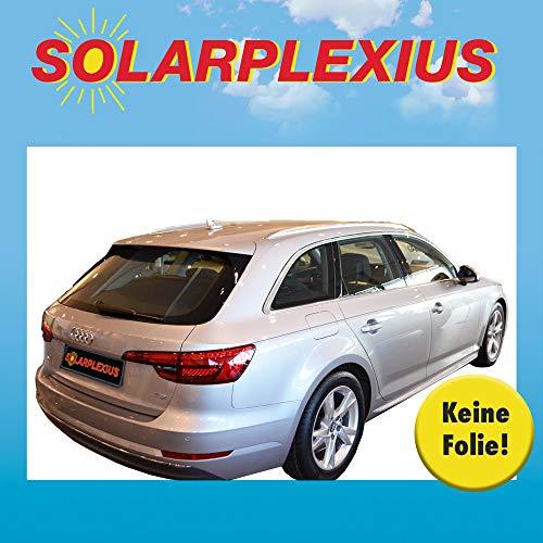 Solarplexius Sonnenschutz Autosonnenschutz Scheibentönung Sonnenschutzfolie A4 Avant Typ B9 Bj. ab 15