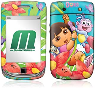MusicSkins, MS-DORA20199, Dora The Explorer - Explorers Wanted, BlackBerry Torch (9800), Skin