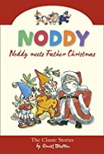 Noddy Meets Father Christmas (Noddy Classic Collection, Book 11) by Enid Blyton (29-Oct-2009) Hardcover