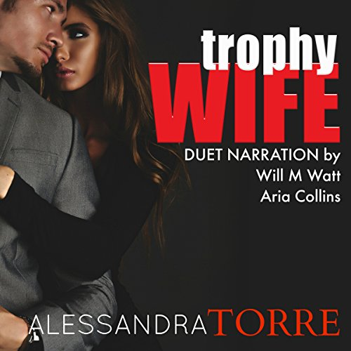 Trophy Wife audiobook cover art
