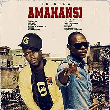 Amahansi (Remix)