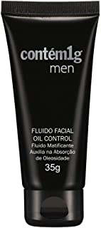 Fluido Facial Oil Control Contém1g MEN