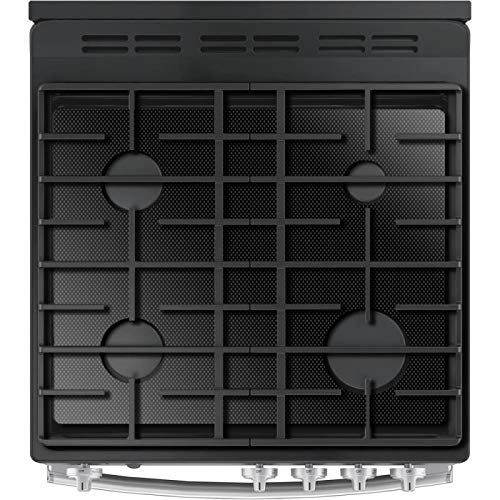 FireFly Home Stove Top Protector for Frigidaire Frigidaire Gallery Gas Range Stove, Custom Fit Ultra Thin Reusable Burner Splatter Spill Guard Protective Cover Liner - FFGF3054TW -  FA_RG_FFGF3054TW