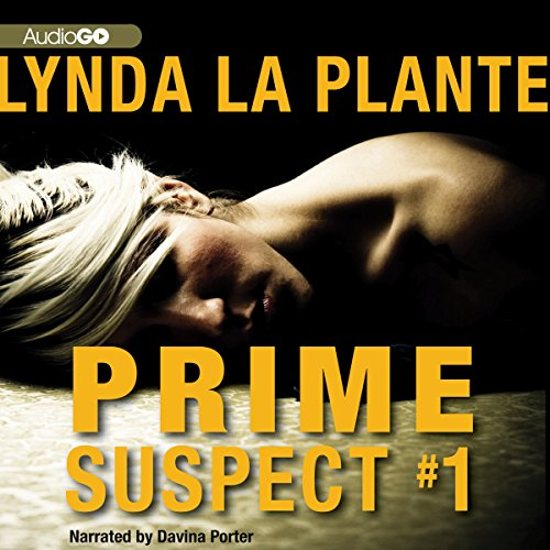 Prime Suspect #1 audiobook cover art