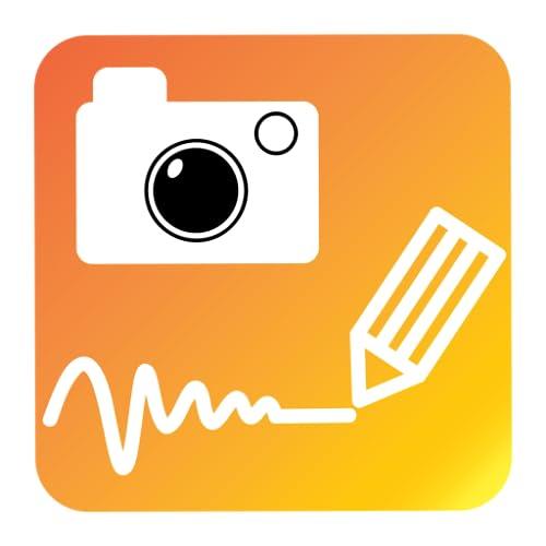 Foto Text App - Text auf Fotos hinzufügen
