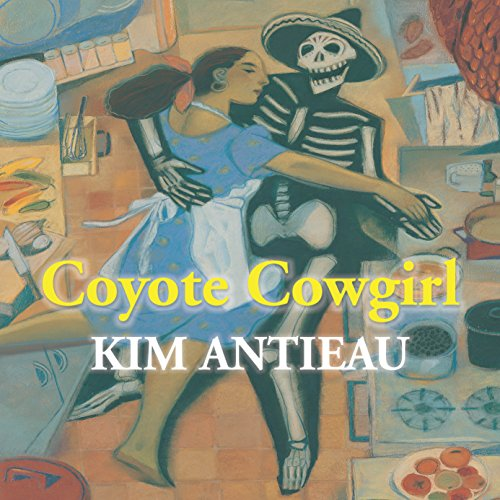 Coyote Cowgirl audiobook cover art