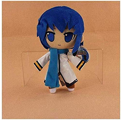 N-L Cartoon Animal Plush Toy Lovely Hatsune Miku Vocaloid Hatsune Miku Kaito Kagamine Rin Len Plush Soft Stuffed Doll Toys 30Cm Home Decoration