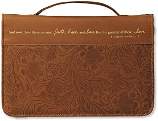 faith hope and love bible cover