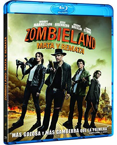 Zombieland 2: Mata y remata (BD) [Blu-ray]