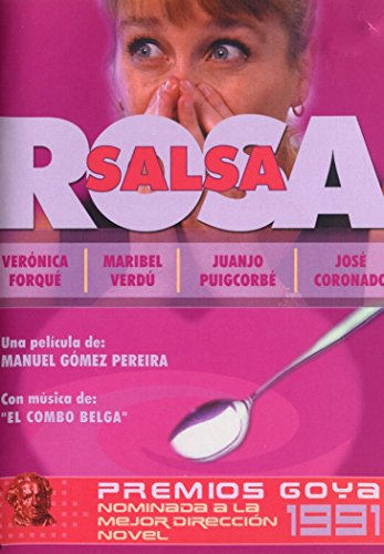 Salsa Rosa [DVD]