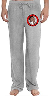 Hefeihe Rip Jacka Men's Sweatpants Lightweight Jog Sports Casual Trousers Running Training Pants