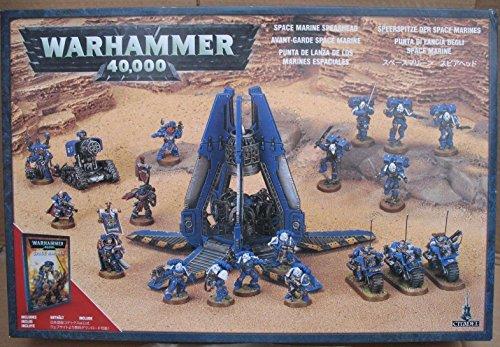 WARHAMMER 40000 40K - Space Marine Spearhead - Punta di Lancia degli Space Marine - Sealed