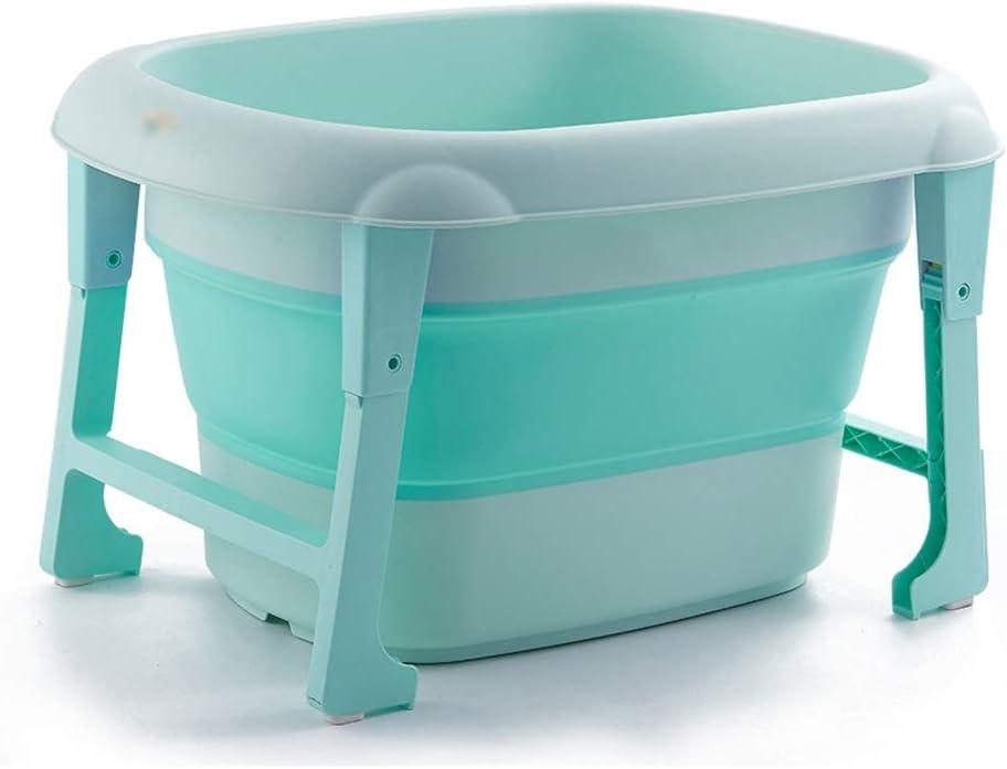LJQ bathtub Folding New products, world's highest quality popular! BathtubShowerBasin In Now free shipping PortablePoolWash Tub A
