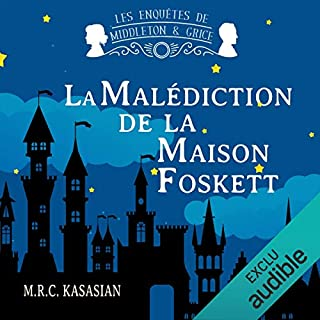 Couverture de La malédiction de la maison Foskett