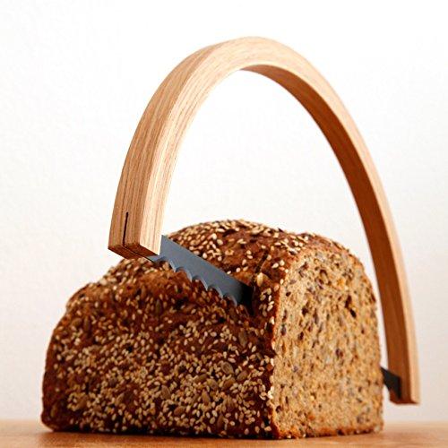 Brotsäge aus Eichenholz