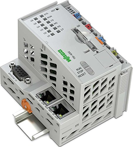 750-8202 Wago SPS - Controller PFC200; CS 2ETH RS