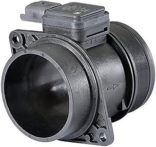 HELLA 8ET 009 142-421 Luftmassenmesser, Anschlussanzahl 4, Montageart Rohrstutzen
