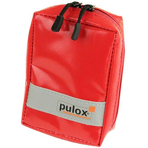 Pulox Ampullarium Ampullentasche BTM für Betäubungsmittel, Medikamente-Ampullen ungefüllt (S: 8 x 12 x 4cm)
