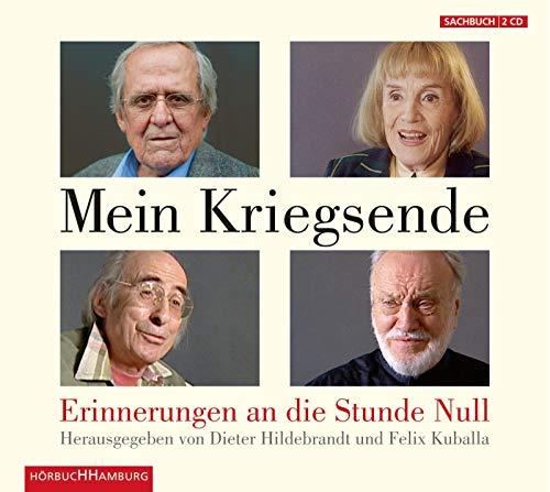 Buchseite und Rezensionen zu 'Mein Kriegsende: Erinnerungen an die Stunde Null: 2 CDs' von Felix Kuballa