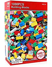 1000 Pieces Building Blocks DIY Kids Creative Bricks Brinquedos Educational Toys for Children Compatible With legoes