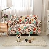 AYWJ Funda de sofá Funda de cojín de protección para Mascotas Funda de sofá antisuciedad (Color : Color 23, Size : AA 145-18cm)