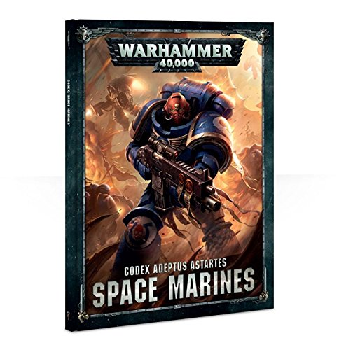 #-CODEX: SPACE MARINES (HB) (DEUTSCH)