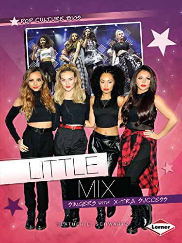 LITTLE MIX (Pop Culture Bios)