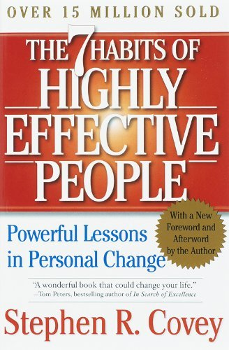 By Stephen R. Covey - The 7 Habits of...